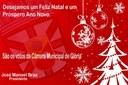 Mensagem de Natal da CMG.