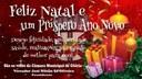 Mensagem de Natal e Ano Novo !