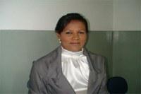 Rita Maria de Oliveira toma posse.