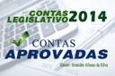 Vereadores APROVAM contas 2014 da CMG.