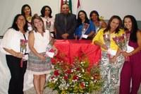 SESSÃO SOLENE EM HOMENAGEM AO DIA INTERNACIONAL DA MULHER